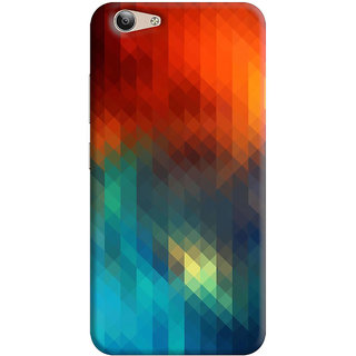 FurnishFantasy Back Cover for Vivo Y53 - Design ID - 0112