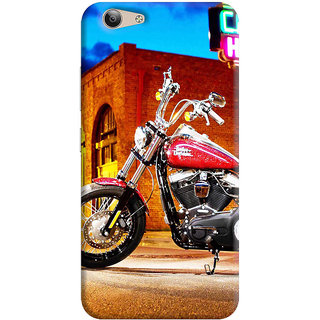 FurnishFantasy Back Cover for Vivo Y53 - Design ID - 0170