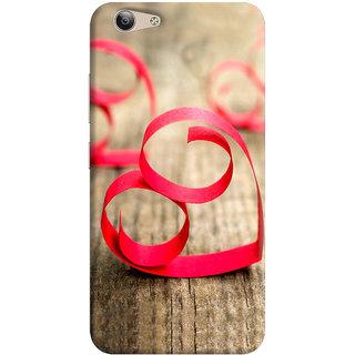FurnishFantasy Back Cover for Vivo Y53 - Design ID - 0132