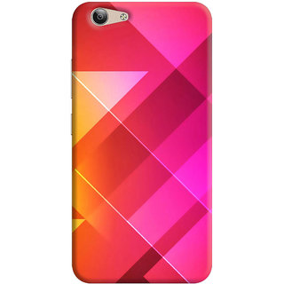 FurnishFantasy Back Cover for Vivo Y53 - Design ID - 0405