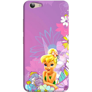 FurnishFantasy Back Cover for Vivo Y53 - Design ID - 0648