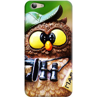 FurnishFantasy Back Cover for Vivo Y53 - Design ID - 0720
