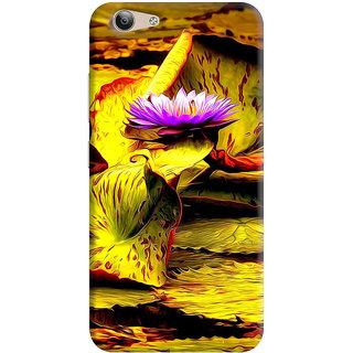 FurnishFantasy Back Cover for Vivo Y53 - Design ID - 0841