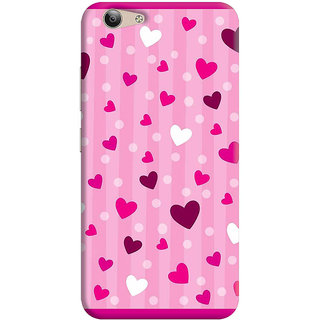 FurnishFantasy Back Cover for Vivo Y53 - Design ID - 0972