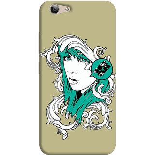 FurnishFantasy Back Cover for Vivo Y53 - Design ID - 0983