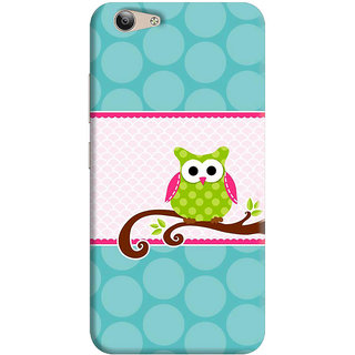 FurnishFantasy Back Cover for Vivo Y53 - Design ID - 1063