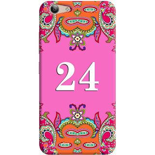 FurnishFantasy Back Cover for Vivo Y53 - Design ID - 1382