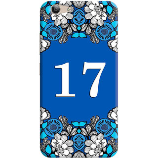FurnishFantasy Back Cover for Vivo Y53 - Design ID - 1406