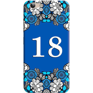 FurnishFantasy Back Cover for Vivo Y53 - Design ID - 1407