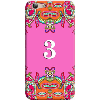 FurnishFantasy Back Cover for Vivo Y53 - Design ID - 1361