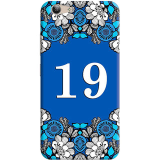 FurnishFantasy Back Cover for Vivo Y53 - Design ID - 1408