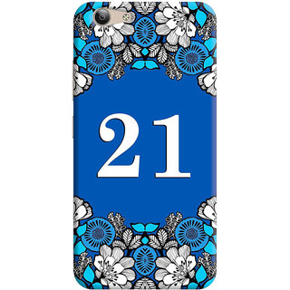 FurnishFantasy Back Cover for Vivo Y53 - Design ID - 1410