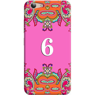 FurnishFantasy Back Cover for Vivo Y53 - Design ID - 1364