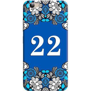 FurnishFantasy Back Cover for Vivo Y53 - Design ID - 1411