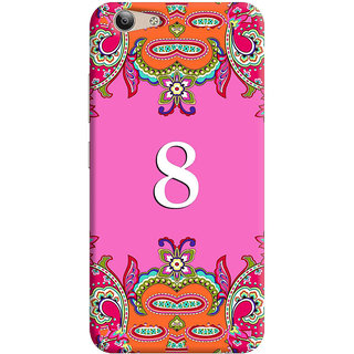 FurnishFantasy Back Cover for Vivo Y53 - Design ID - 1366