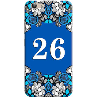 FurnishFantasy Back Cover for Vivo Y53 - Design ID - 1415