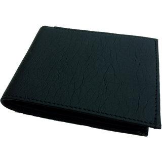 GSB BAZAR ORIGINAL Black Leather Stylish wallet