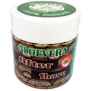 Aryan Shakti Aloevera After Shave Gel 100gm 100 Natural