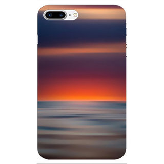 Printgasm iPhone 8 Plus printed back hard cover/case,  Matte finish, premium 3D printed, designer case