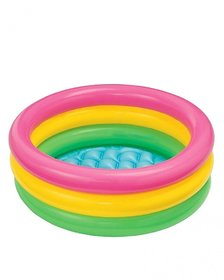 Pool 10 Feet Bath And Swimming (Assorted Color) Pack Of