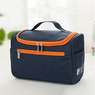 0747b1e1d651 Travel Cosmetic Organizer Bag, Waterproof Wash Bag, Men Women Cosmetic  Makeup Bag, Hanging Toiletry Bag (Color may vary)