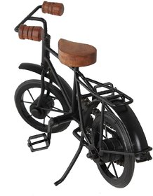 BuzyKart Decorative Handcrafted Miniature Of Metal Cycle / Bicycle