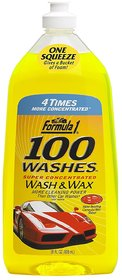 formula1 100 Washes Wash and Wax(828ml) New
