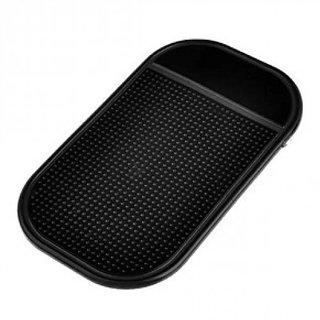 Set of 2 Anti Non Slip Car Dashboard Magic Mat Pad Multipurpose Mobile holder