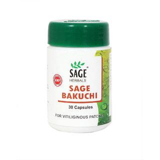 Sage Herbals Bakuchi -30 Nos.