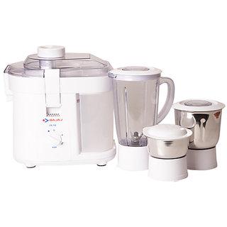 Bajaj JX10 JMG 3 Jar Juicer Mixer Grinder