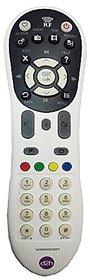 Videocon D2H Orignal RF Remote For HD Box