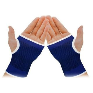 New Elastic Palm Wrist Support Grip Protection for Sports