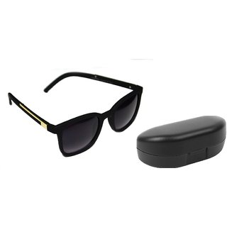 Victoria Black Stylish Sunglasses With Box