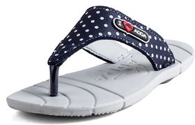 Adda Comfortable Grey Color Flipflops For Women