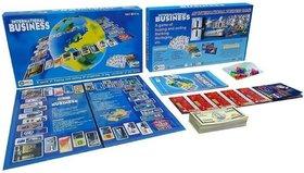 Ekta International Business Board Game Family Game - Shribossji