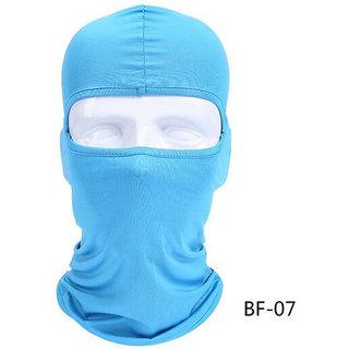 Buy Winter Face Mask Cap Hats Caps Men Neck Warmer Head Cover - Blue Online  - Get 53% Off 026cb68a356