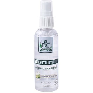 TBC by Nature STRENGHT 'N' SHINIE ORGANIC HAIR SERUM 7 IN 1  (100 ml)