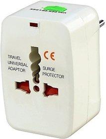 Universal Worldwide Adaptor(White)