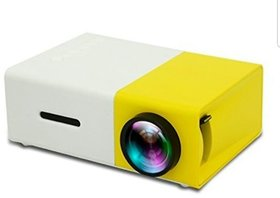 Rodex YG300 Portable Mini HD LED Projector