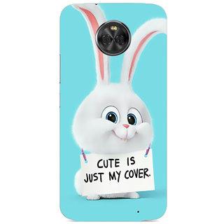 Printgasm Motorola Moto X4 printed back hard cover/case,  Matte finish, premium 3D printed, designer case