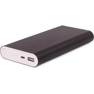 Orenics m8 fast charge portable battery charger 30000 Mah Power Bank (black)