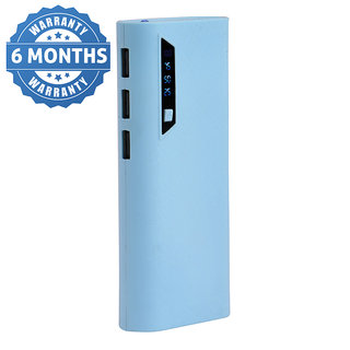 Super Orenics Flovy 20000mAh Power Bank 6 Months Manufacturer Warranty