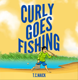 Curly Goes Fishing