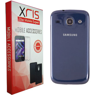 Xris Full Body Replacement Housing Panel For Samsung Galaxy Core I8262 - Blue