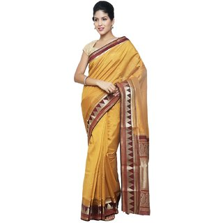 PAVAN NEW COLORFULL SAREE-Orange-PAVAN256-VR-Tussar Silk