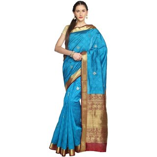 PAVAN NEW DESIGNER SAREE-Blue-PAVAN275-VR-Raw Silk