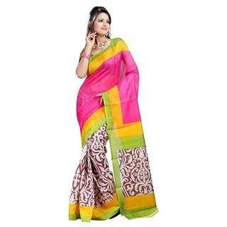 Nivu Fashion Womens Silk Saree