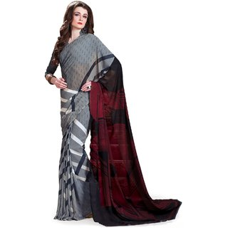 SUDARSHAN RAW SILK SAREE-Multicolor-MSC4073-VQ-Raw Silk