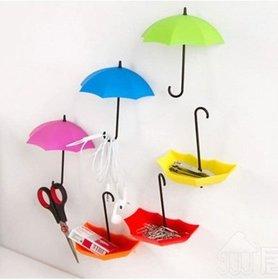 Umbrella Shape Key Holder PACK OF 3