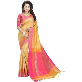 Wilori Designer  Silk Saree with Blouse